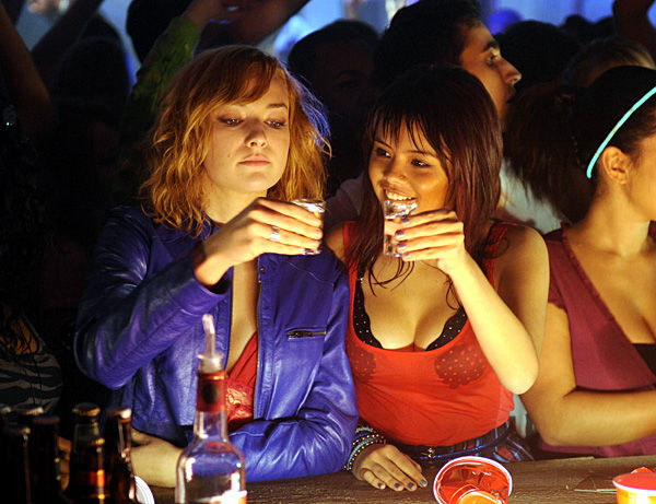Is the MTV show Skins' too hot for TV?