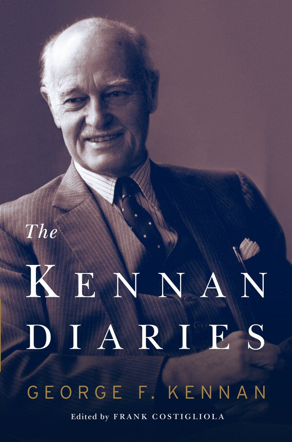 'Kennan Diaries' offer look into astute mind of diplomat