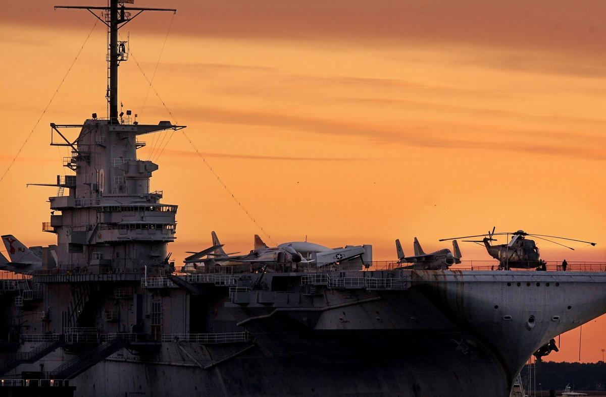 Yorktown a ghost town? Watch SyFy to find out
