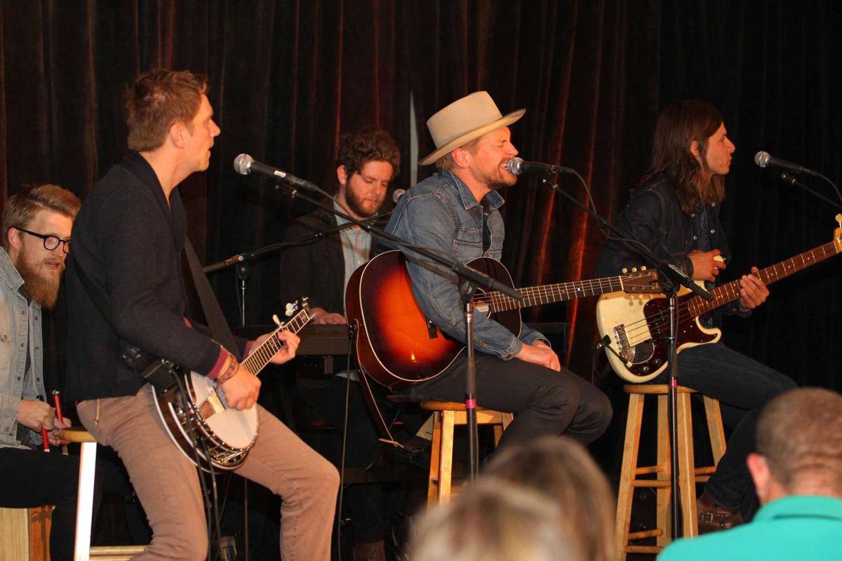 Needtobreathe Classic after party