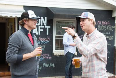 Shep and Austen beer release (copy)
