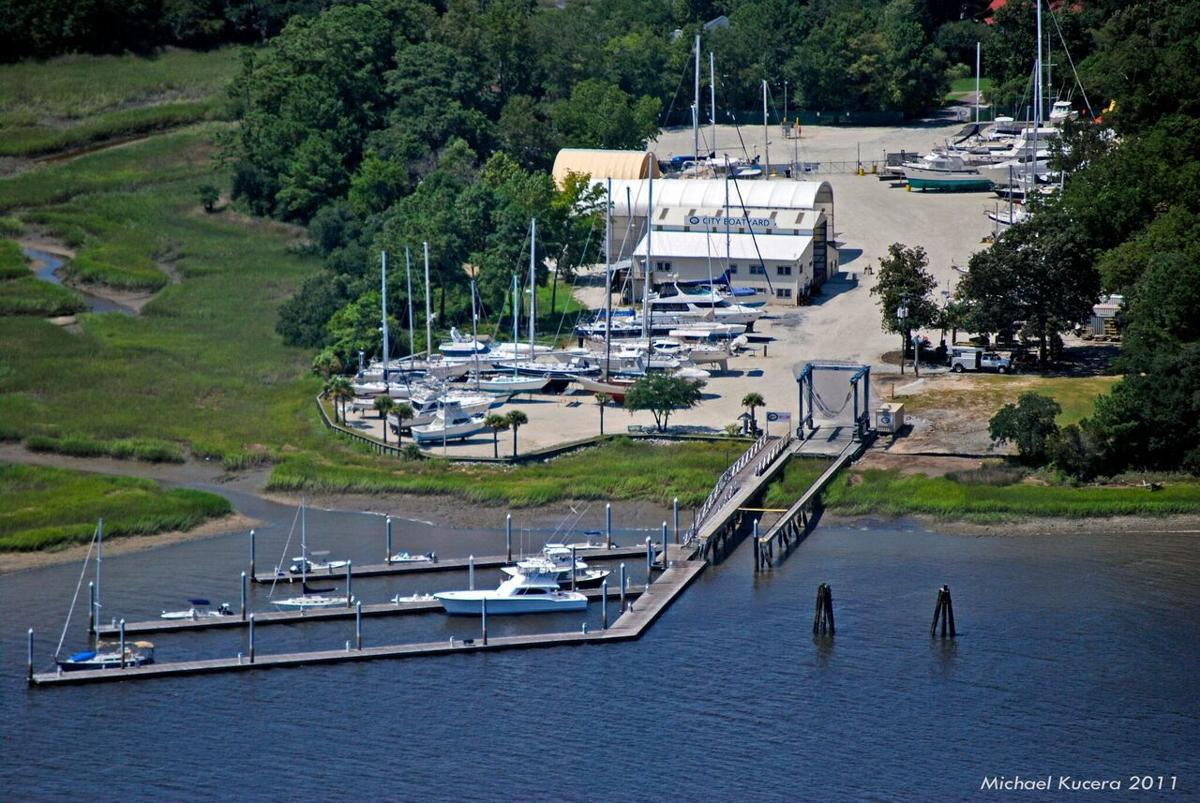 World's largest marina owner acquires Charleston slips