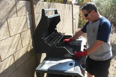 DIY or hire an expert, but keep your BBQ grill clean