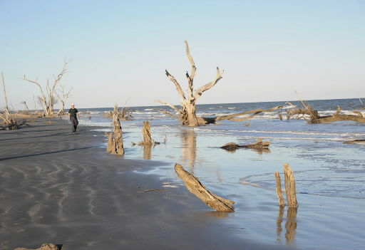 Cape Island cited as climate symbol