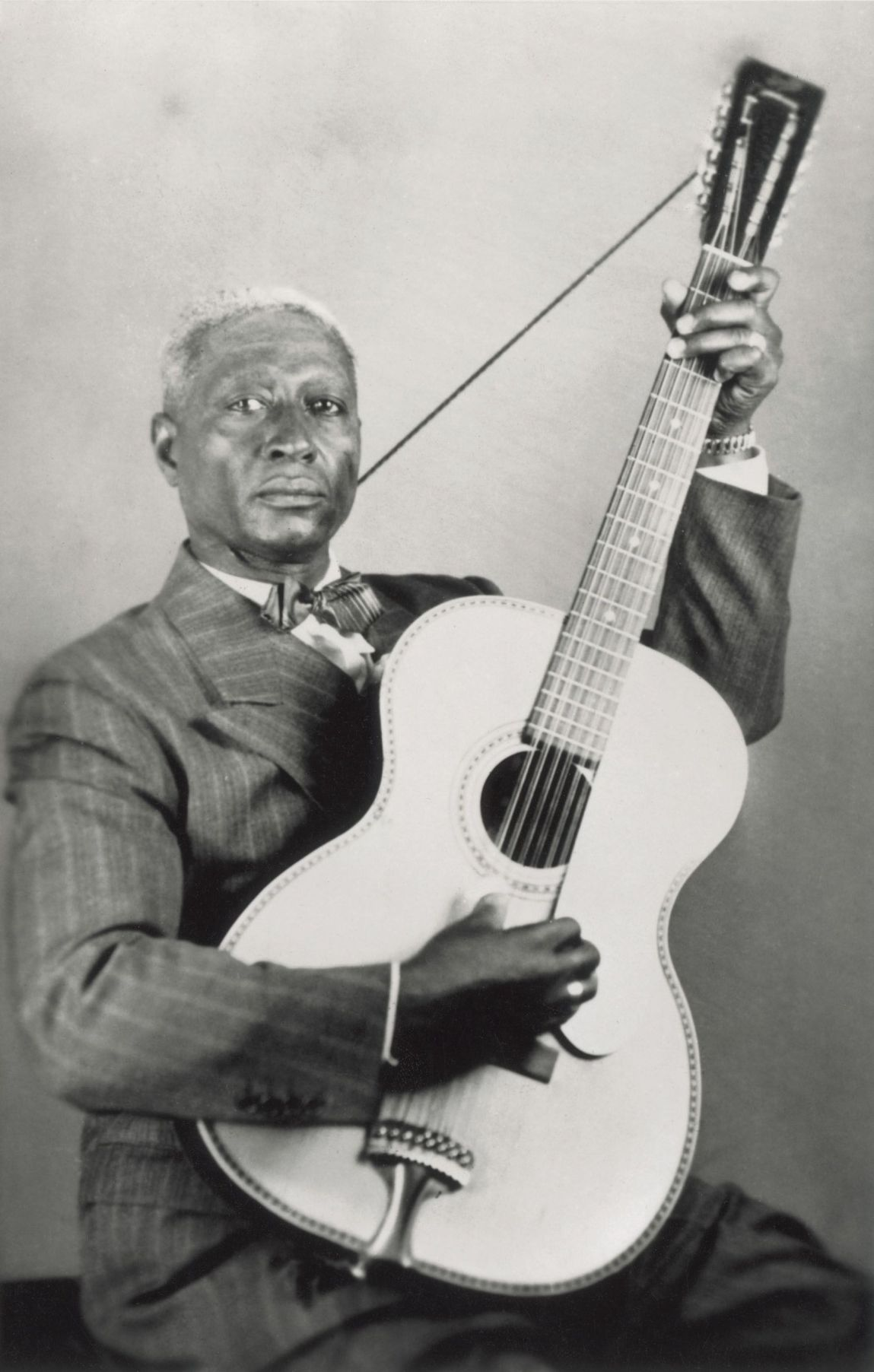Huddie 'Lead Belly' Ledbetter Smithsonian TV documentary, five-CD box set celebrate the folk-singing legend
