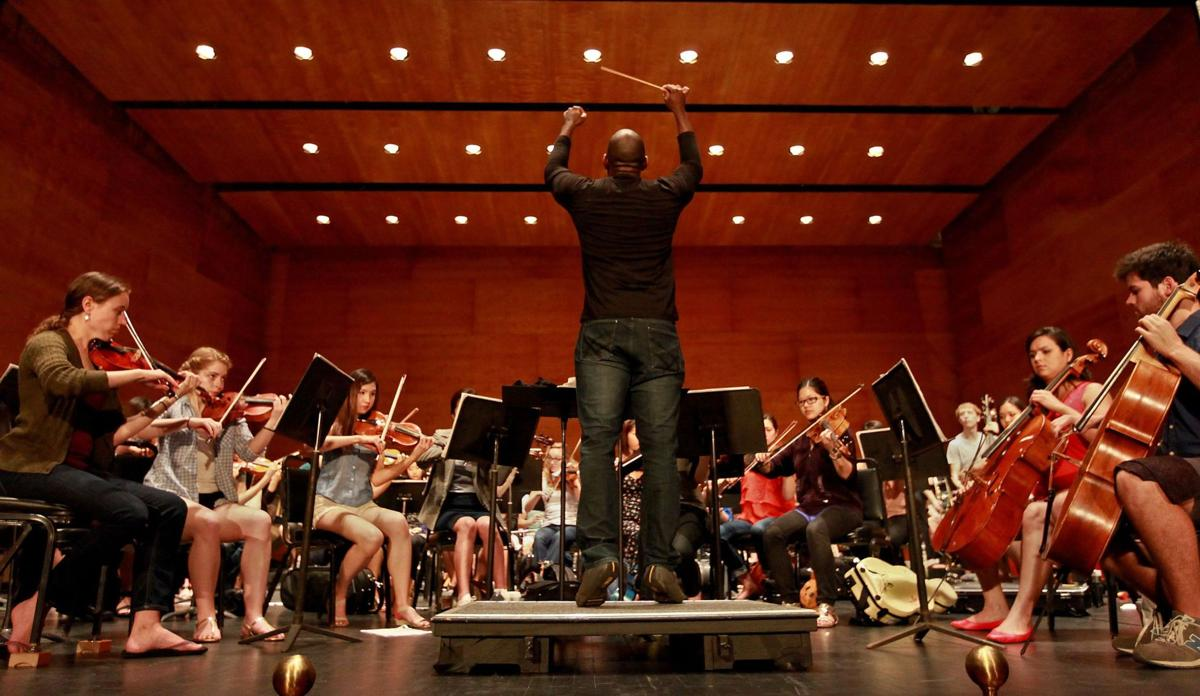 Hometown conductor Joseph Young makes Spoleto Festival debut