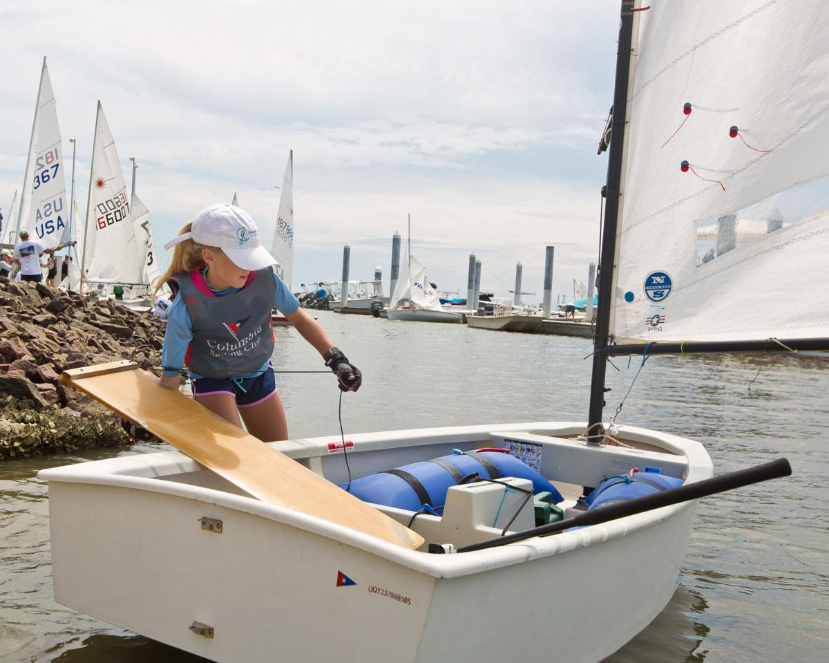 Floating through life: South Carolina is home to over