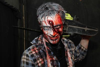 Spooky spectaculars Skinful and Boone Hall's Fright Night raise the bar for Halloween freak fests