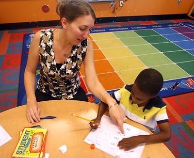 Charleston Promise summer program helps students who need it most