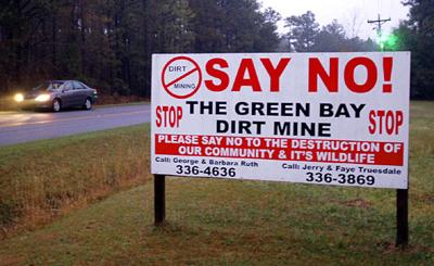 Berkeley dirt mines digging up controversy