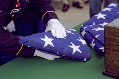 unclaimed Veterans at the Fort Jackson National Cemetery (copy)