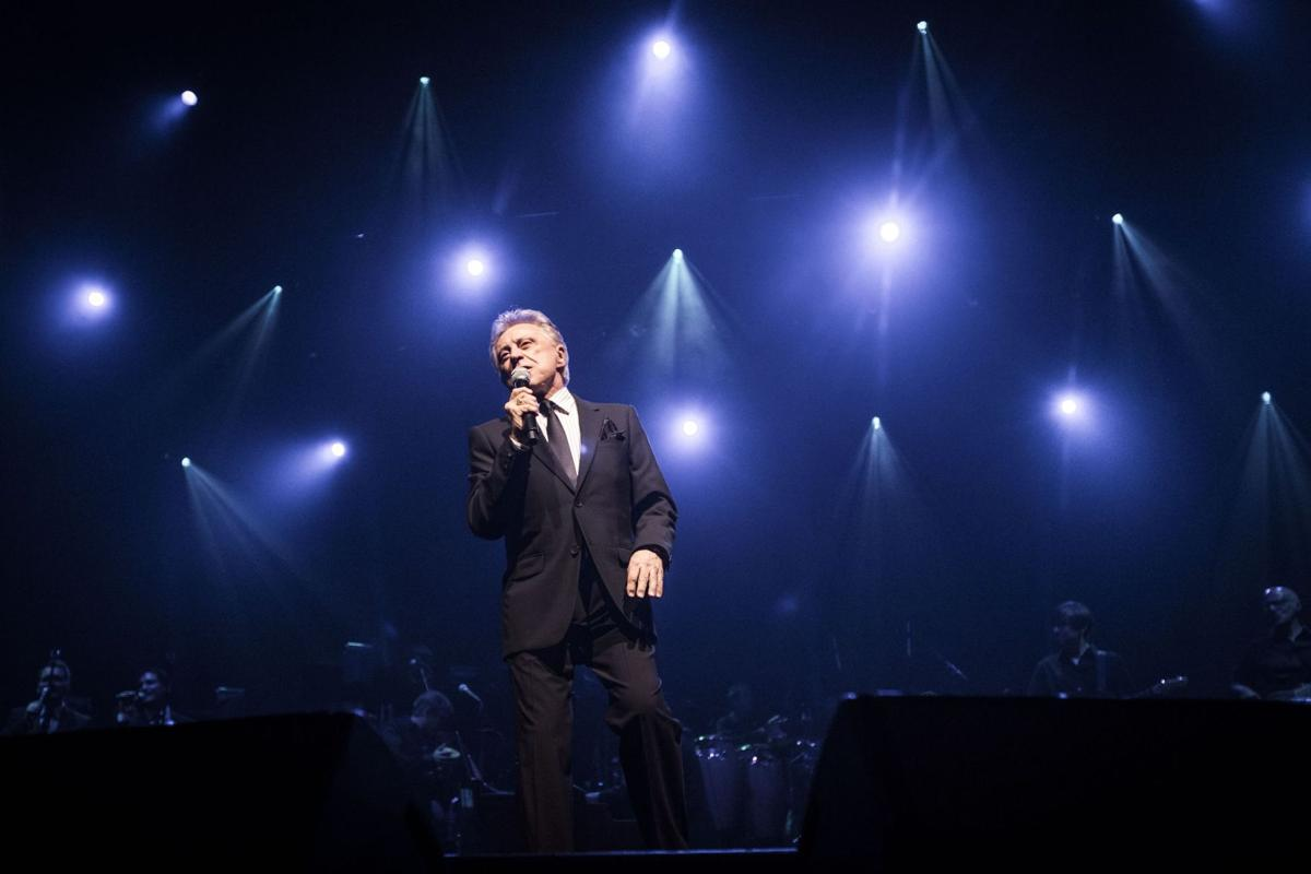 Frankie Valli reschedules Gaillard concert after realizing it was booked on church shooting anniversary