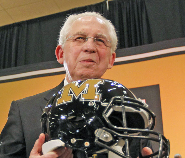 Missouri makes 14 in the SEC