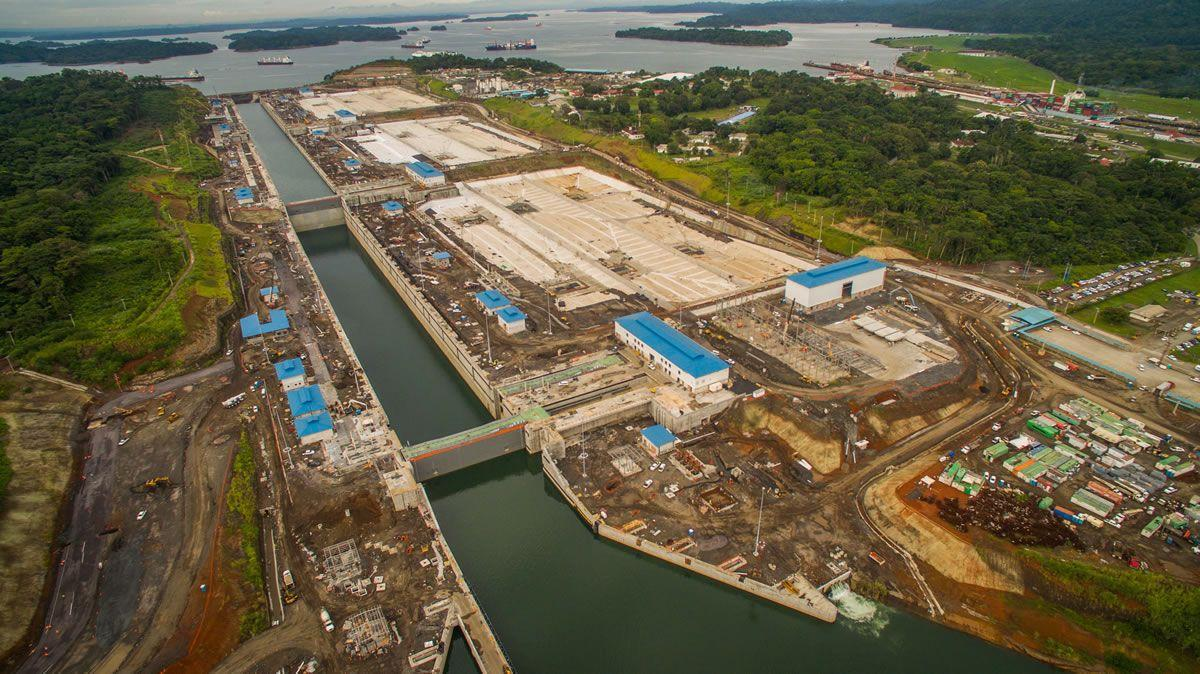 Panama canal project a 'bet on the future'