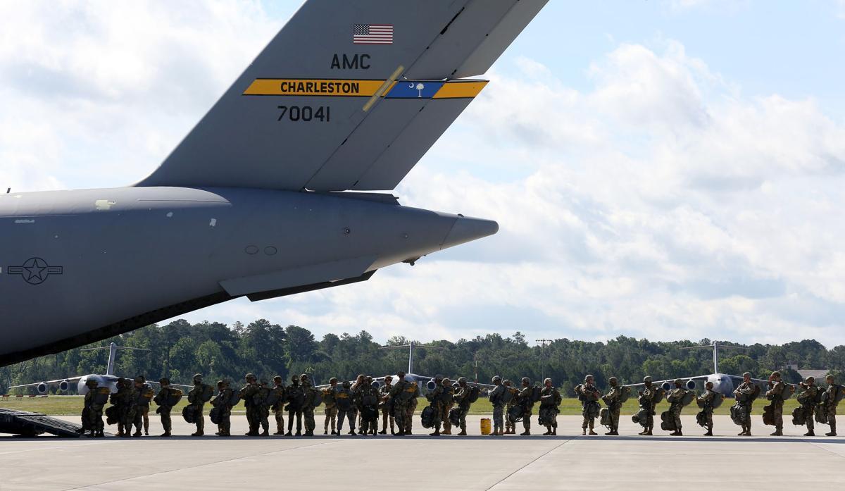 Charleston C-17 Exercise (copy)