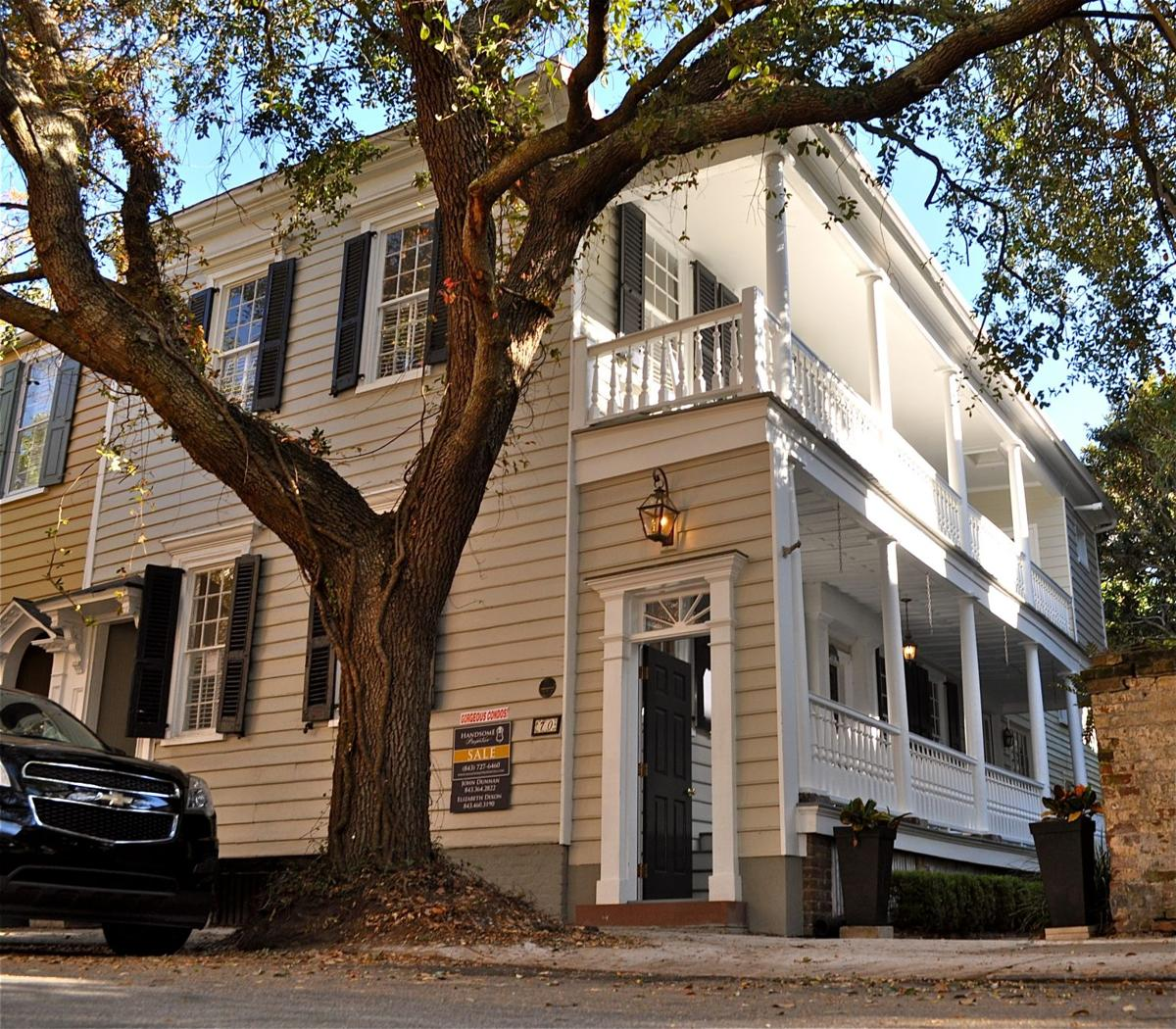 Building Charities Buys, Restores And Sells Historic Homes