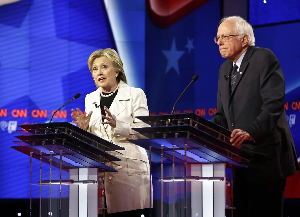 Dems' caustic clashes getting more personal