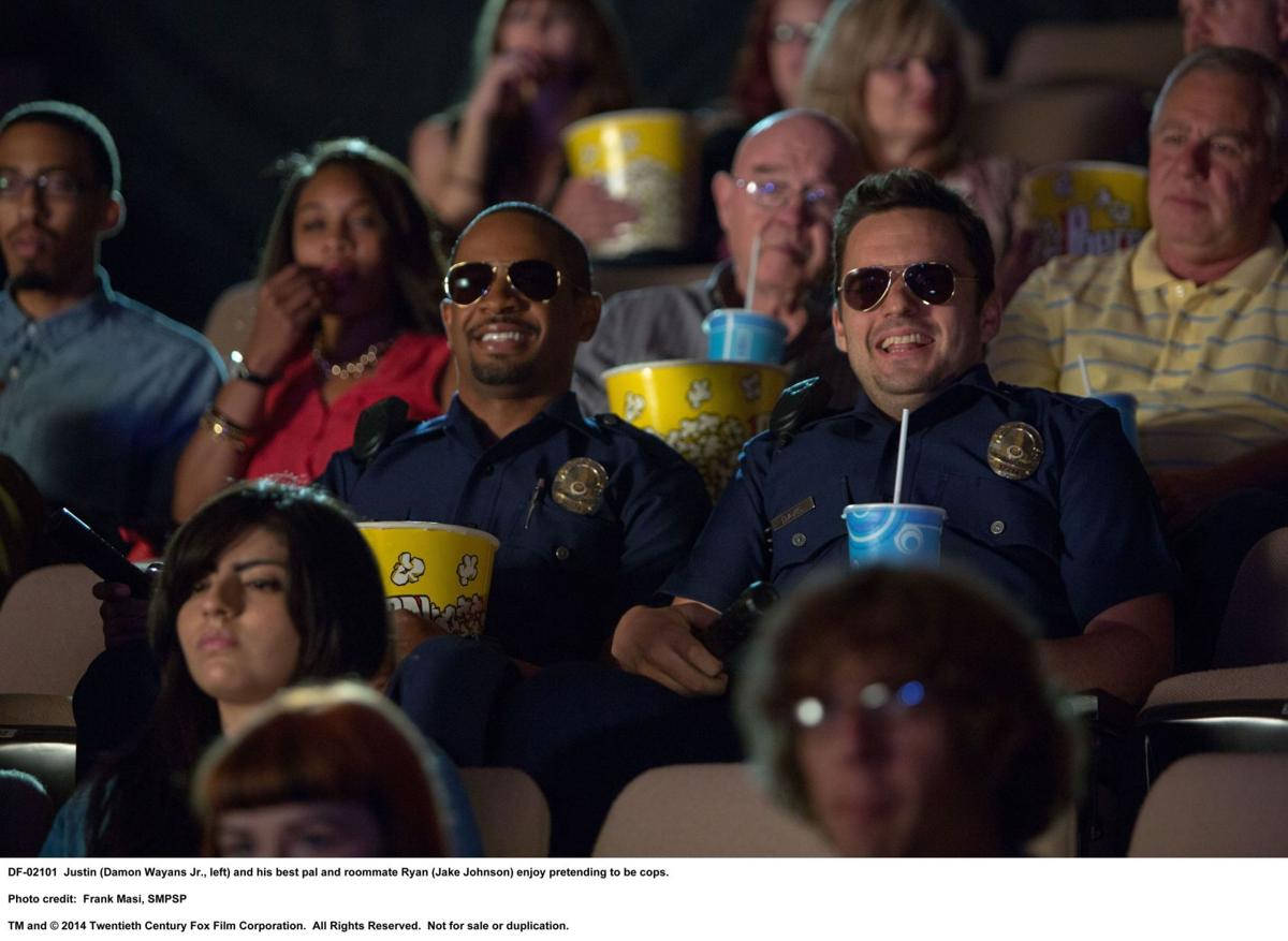 Witless 'Let's Be Cops' falls flat on humor