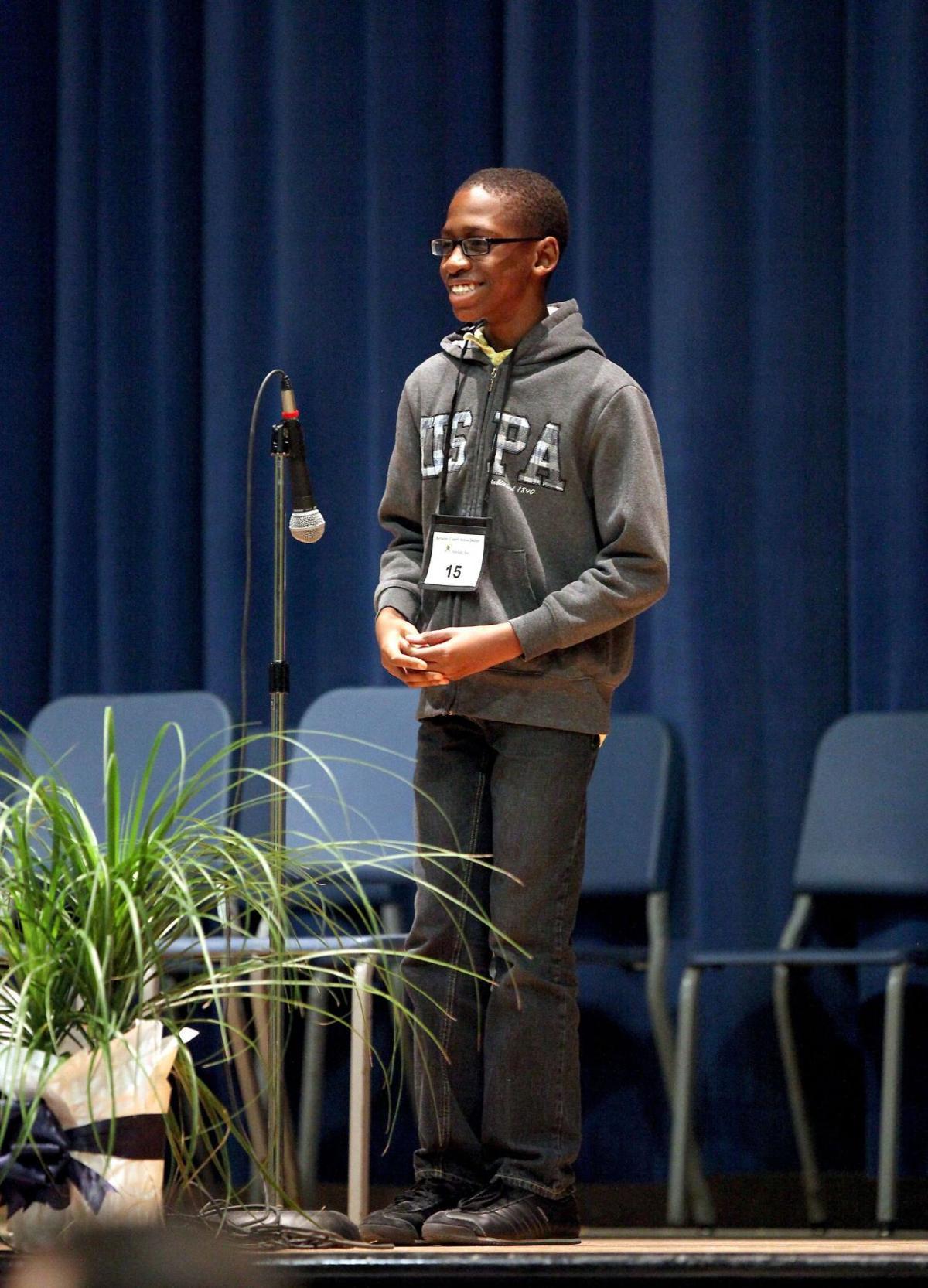Cane Bay student top speller in Berkeley County