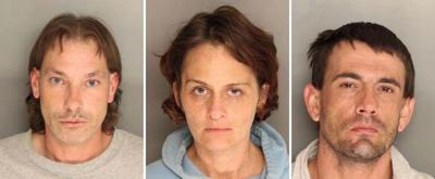 3 arrested on meth charges outside Summerville pharmacy