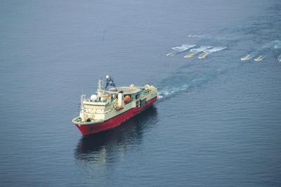 Offshore seismic testing push continues despite oil drilling ban (copy)