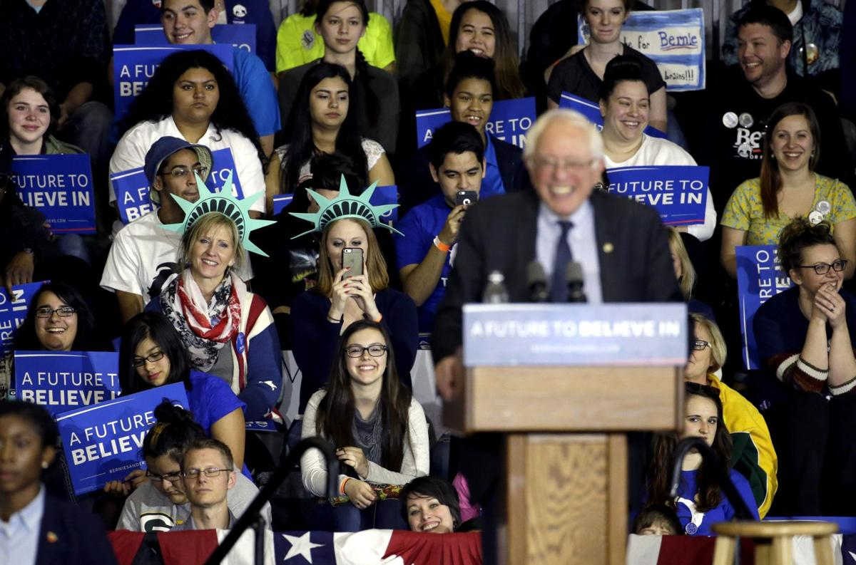 Bernie backers can revive party