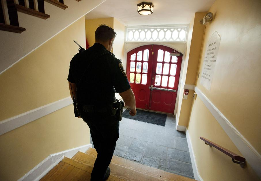 Years after Charleston church shooting, houses of worship balance hospitality and safety