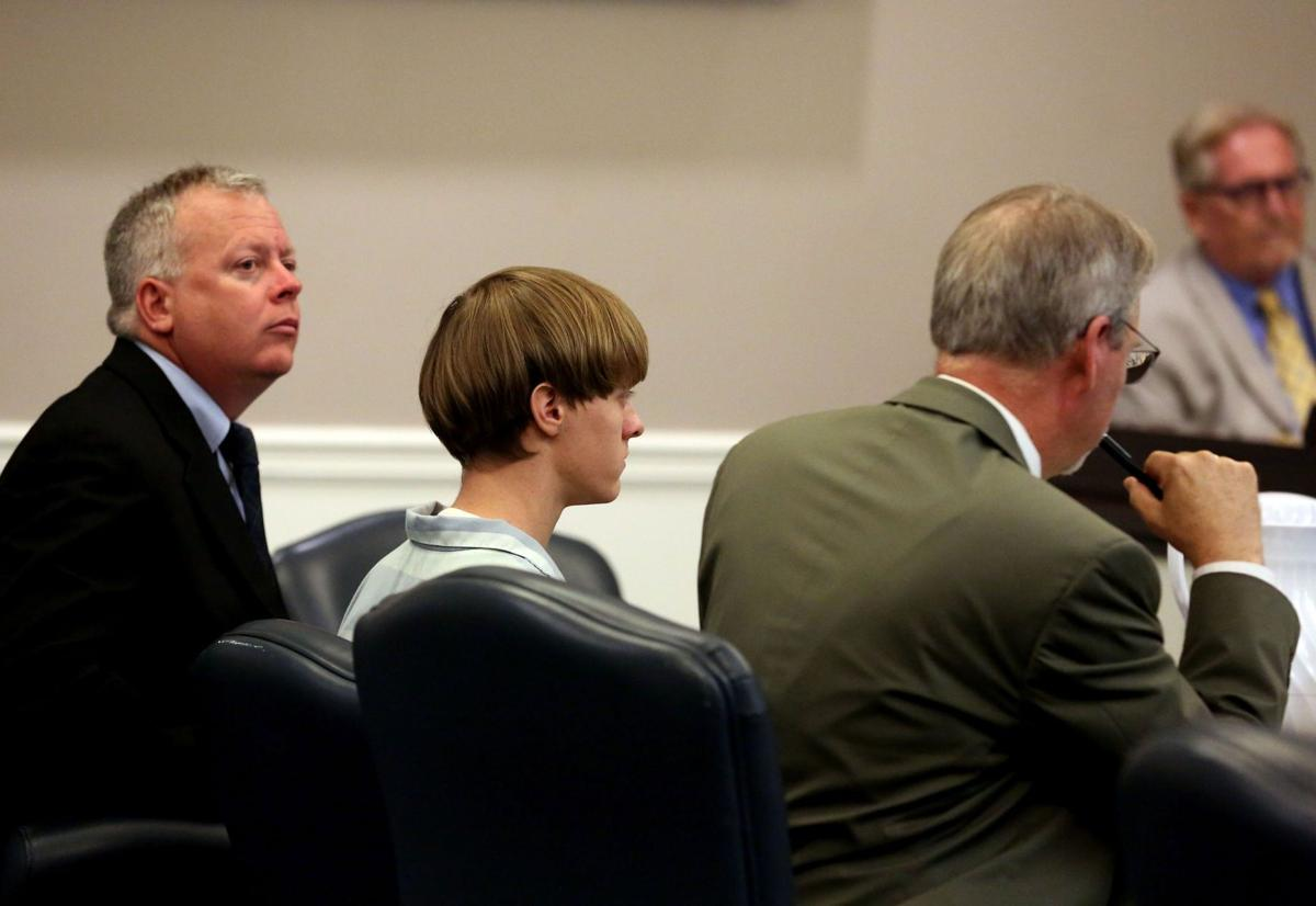 Prosecutor seeks independent psychiatric evaluation of Dylann Roof