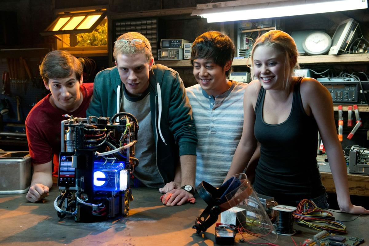 A tired gimmick weakens thriller 'Project Almanac'