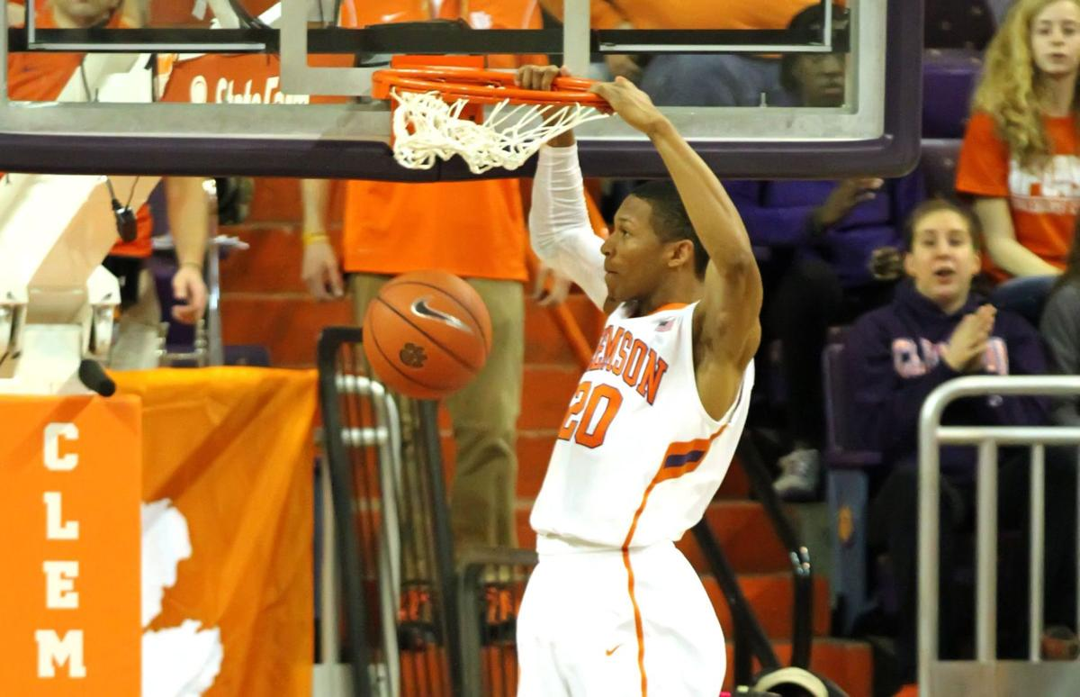 With 4-0 ACC roll, Clemson basketball partying like it's 1997