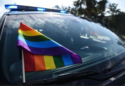 Charleston Police Department Pride