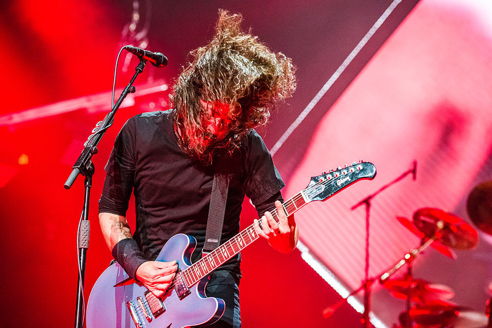 Foo Fighters at Colonial Life Arena