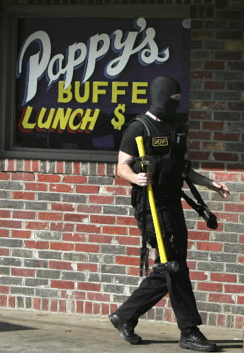 Authorities descended on popular Hanahan restaurant looking for video gaming machines