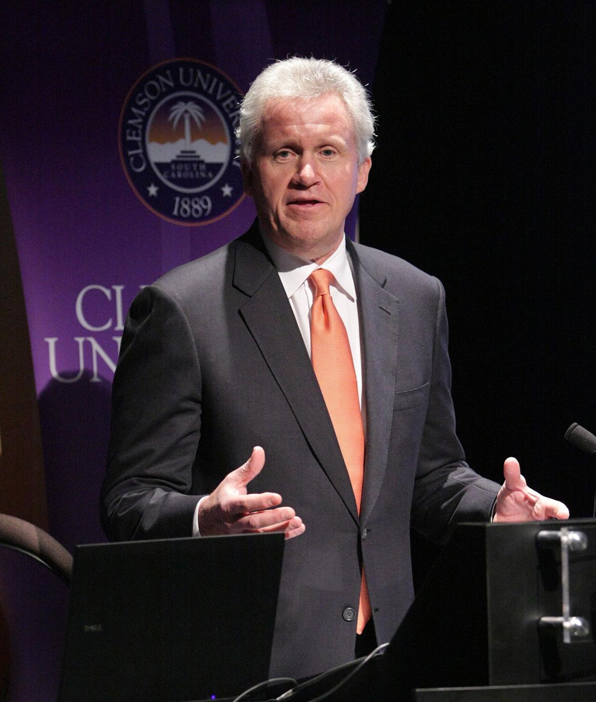 GE chief headlines a packed week of Charleston business conferences