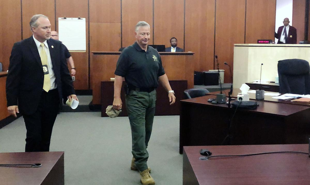 Florence County sheriff accused of using public money for groceries