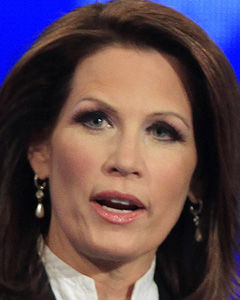 Michele Bachmann vows only balanced budgets