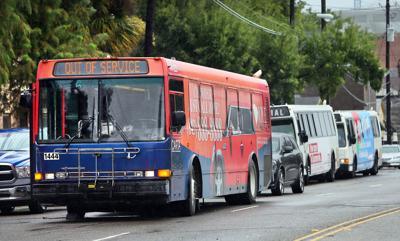 CARTA buses
