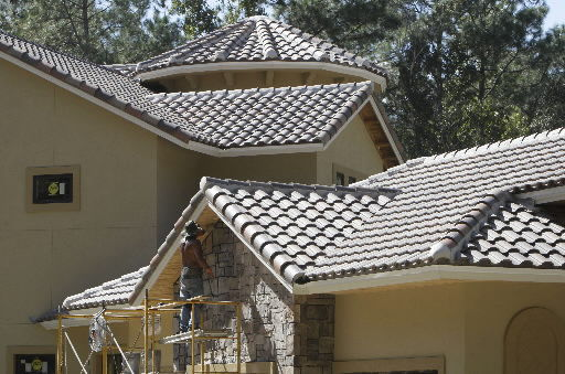 Home-building industry holding back recovery