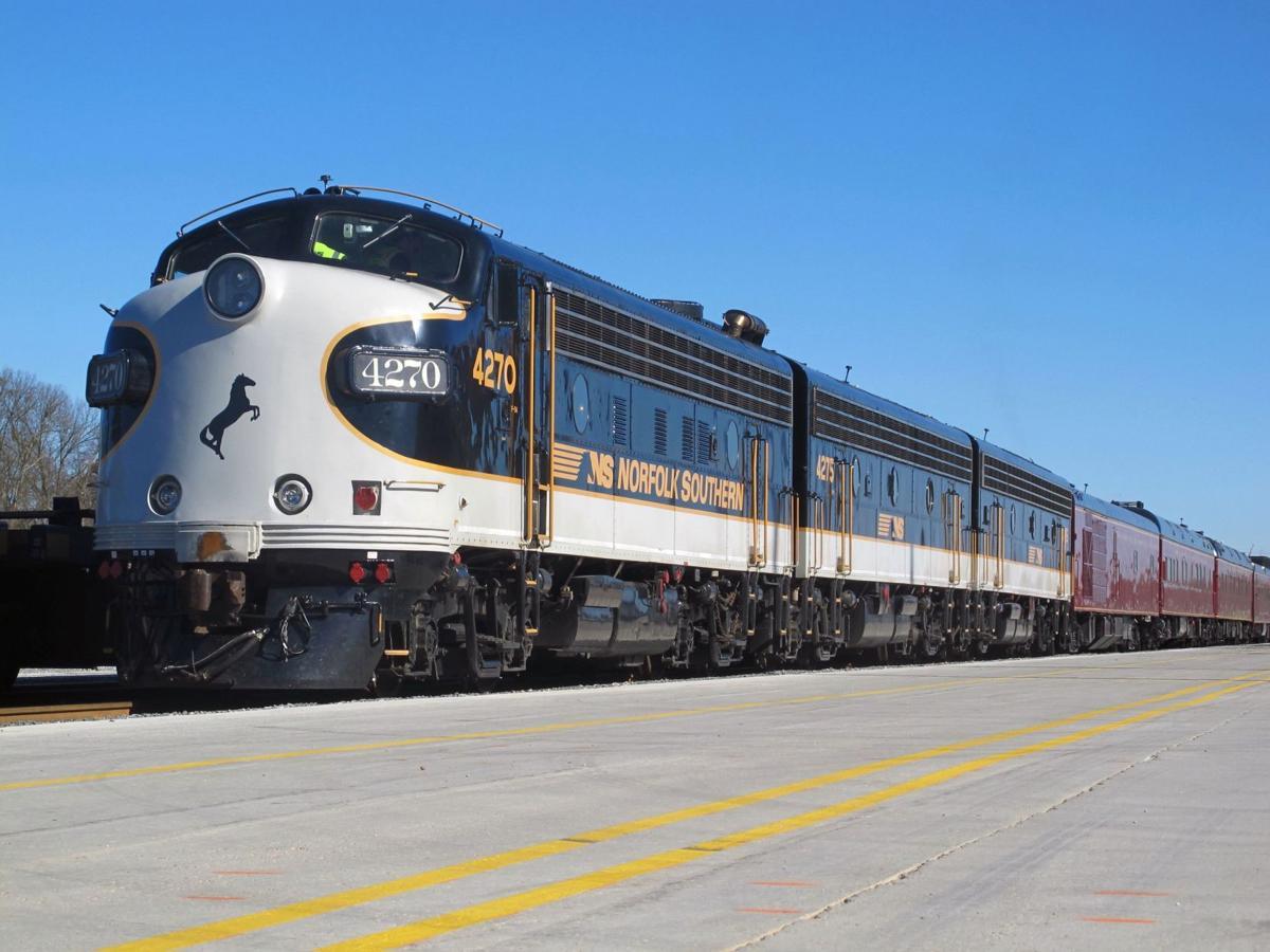 Inland Port spurs talk of Upstate-Charleston passenger train