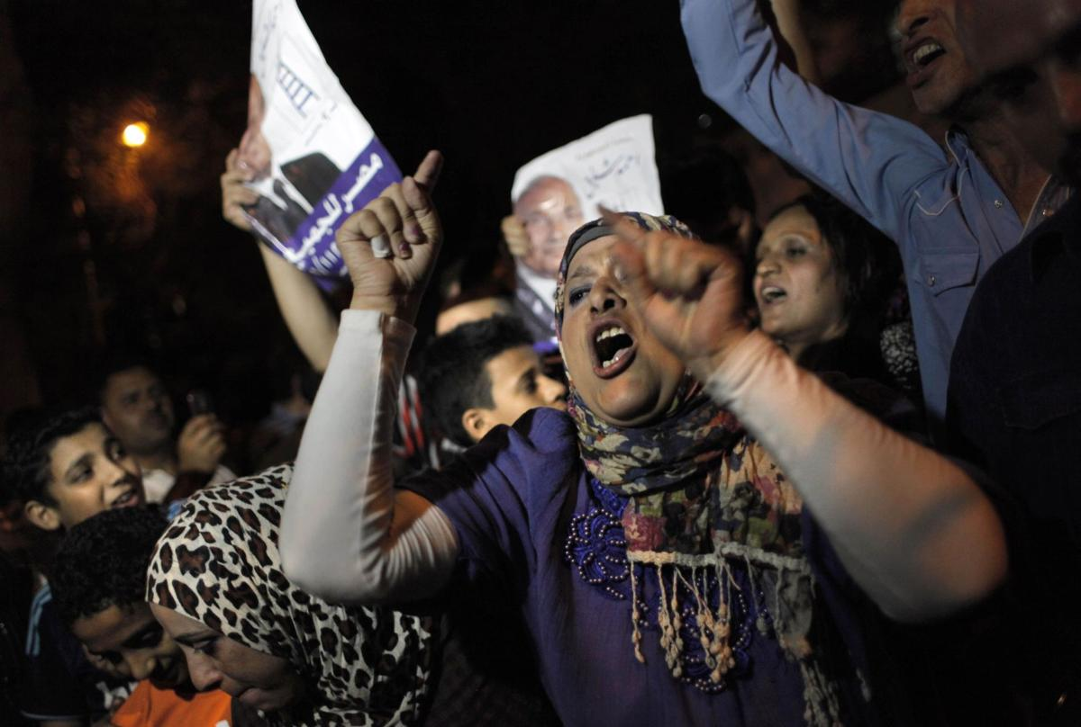Tough call for Egyptian voters
