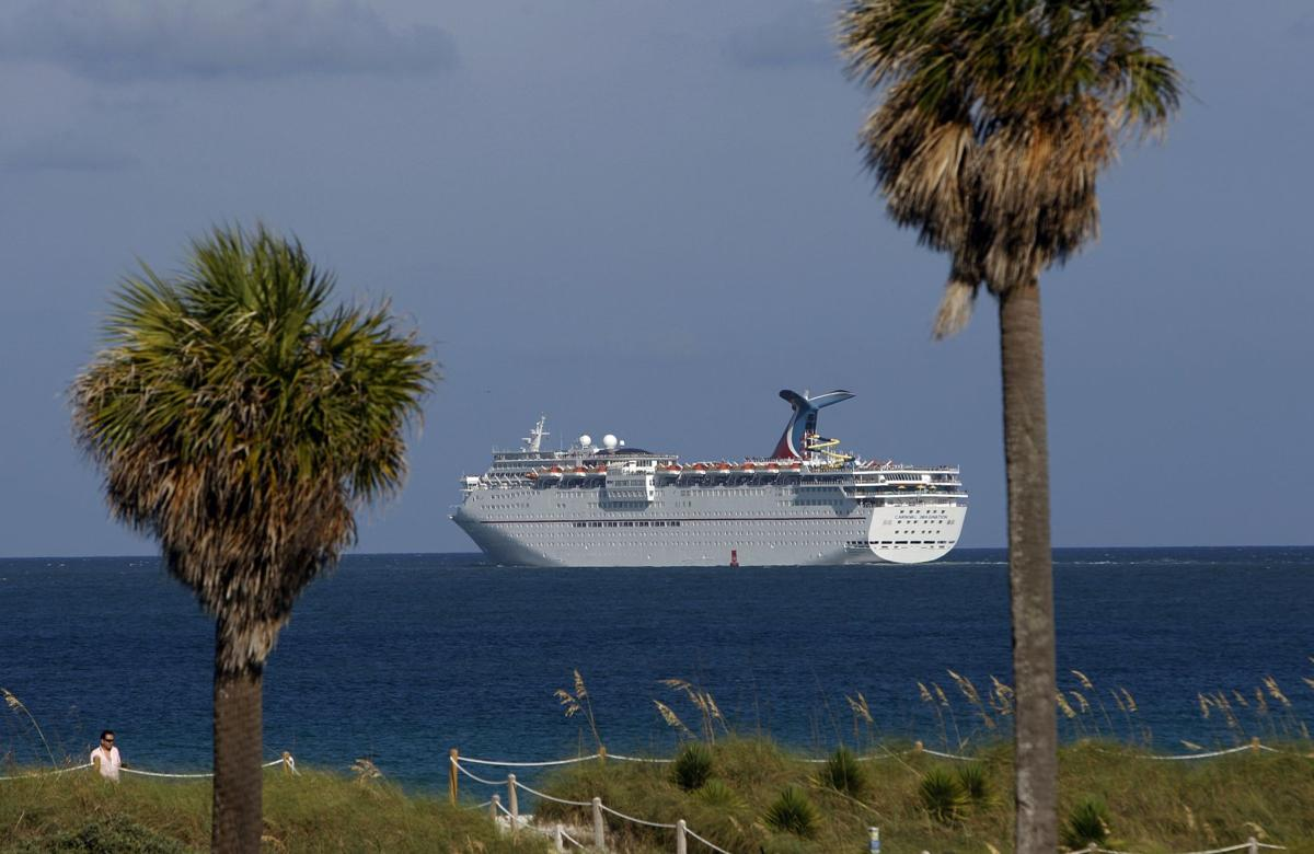 Carnival Cruise's results still affected by earlier mishaps