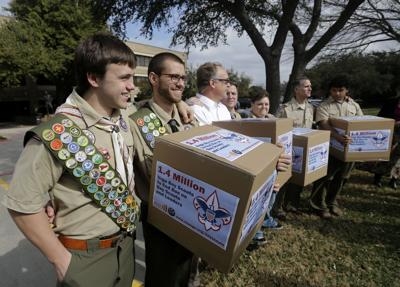 Scouting leaders to vote Thursday on issue of accepting gay members into Boy Scouts