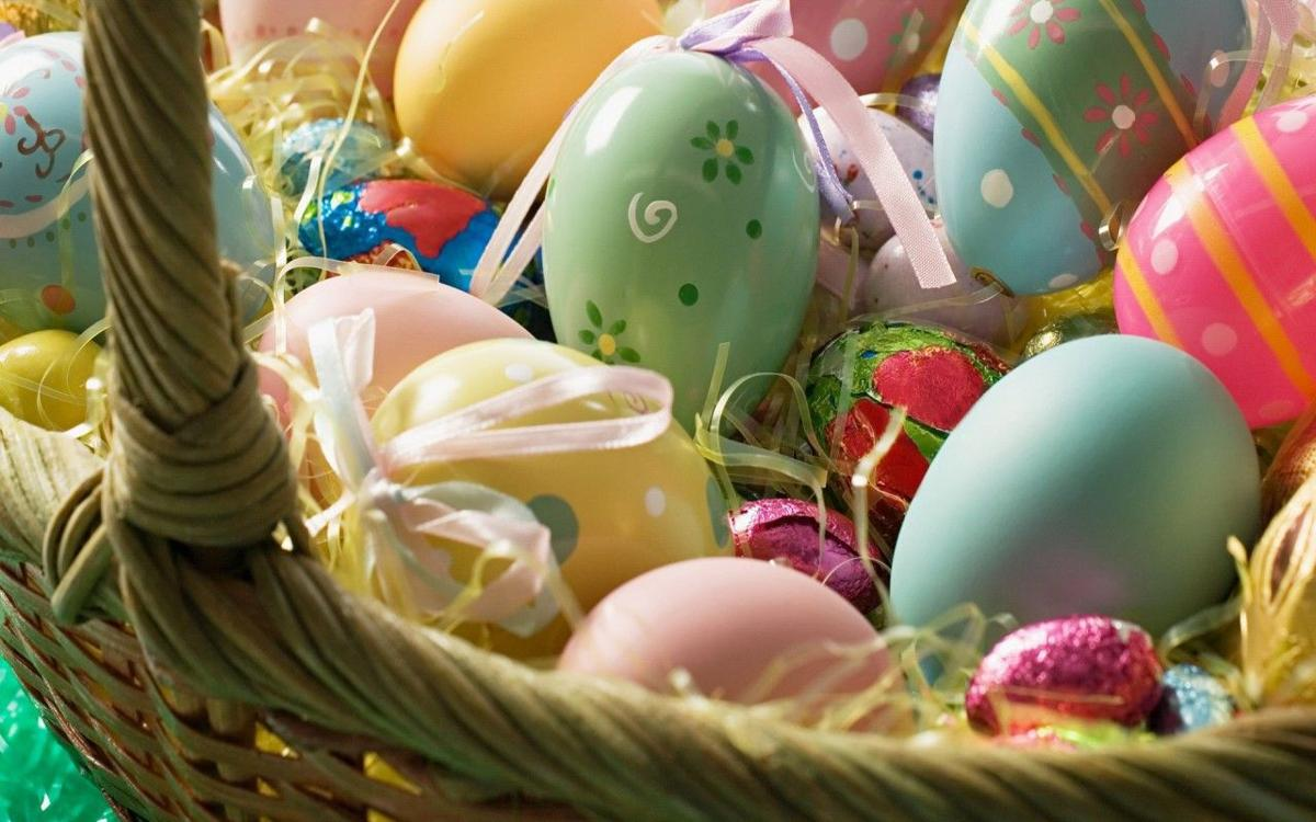 Easter egg basket (copy)