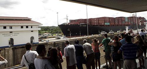 Panama Canal to shape future