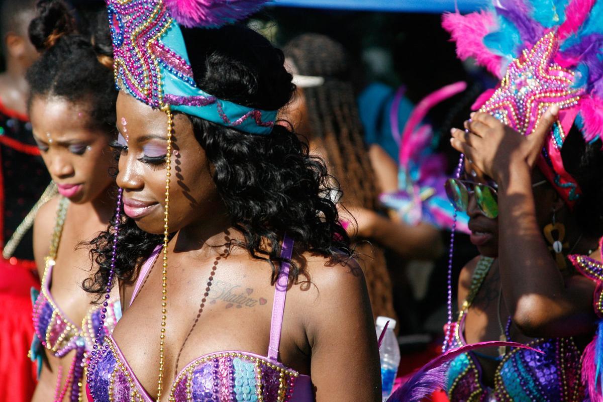 CariFest - parade costumes