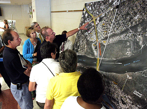 I-526 proposal draws fire at public hearing