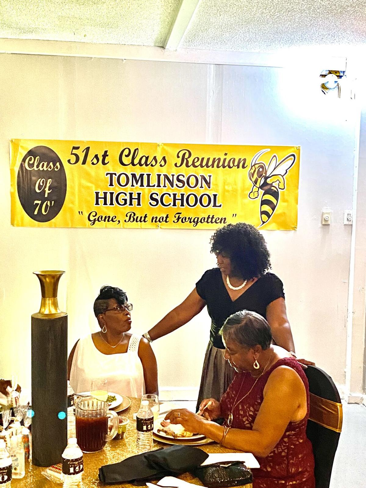Tomlinson High School Reunion pic1