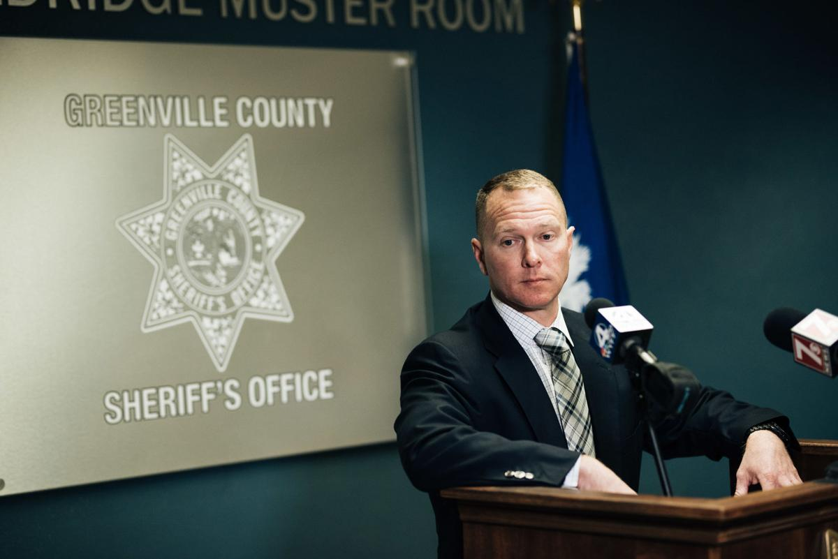 More misconduct charges against Greenville County sheriff