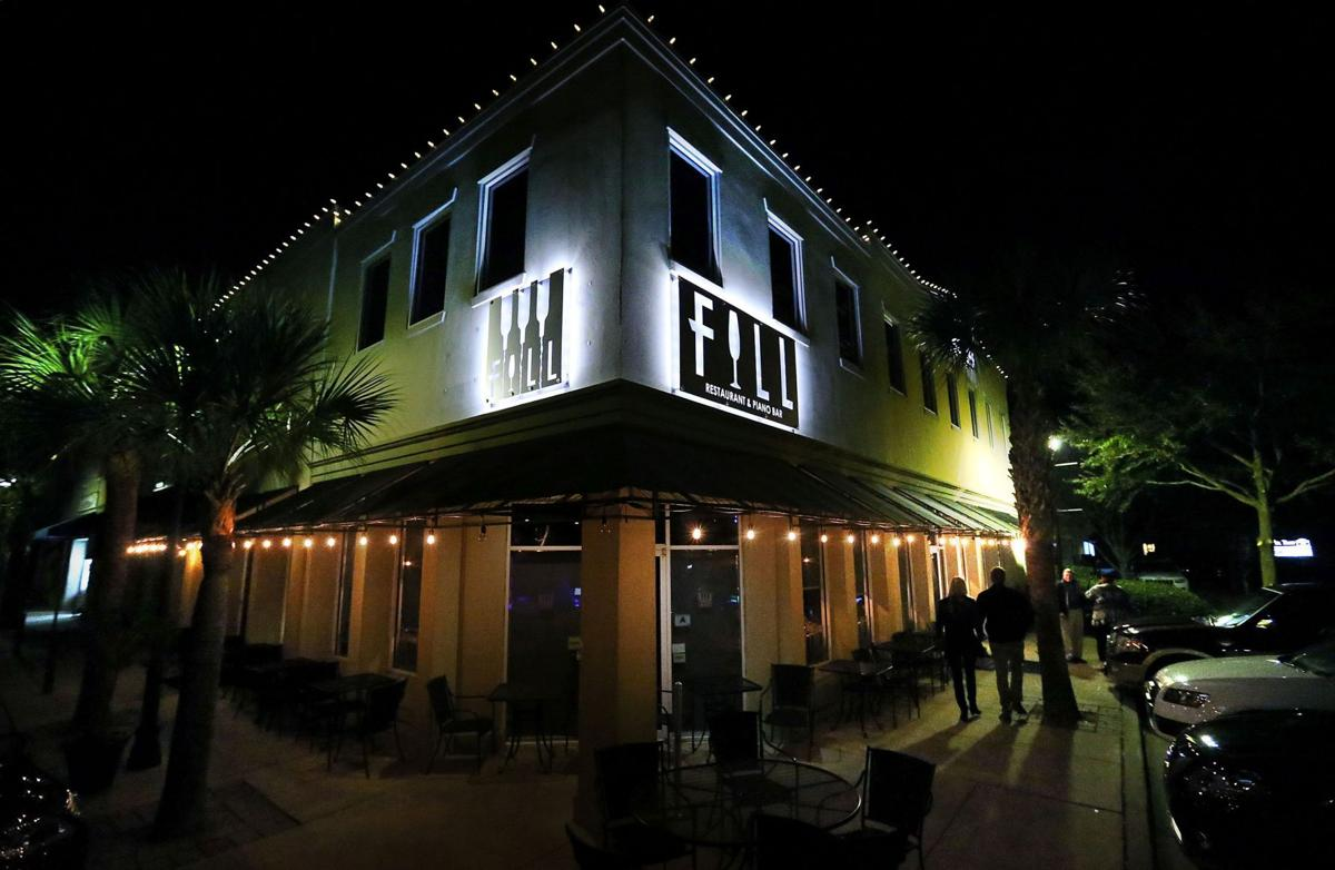 Now open A peek at the newest food or drink venues Fill Restaurant & Piano Bar