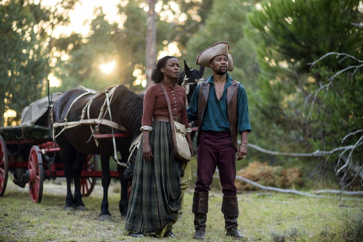 A heroic woman's journey in 'Book of Negroes'